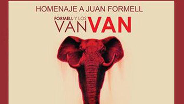 La portada del álbum 'La Fantasía' de los Van Van.