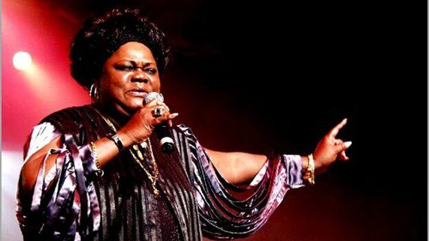 El sepelio de la cantante será en el cementerio de Colón este lunes a las 4.