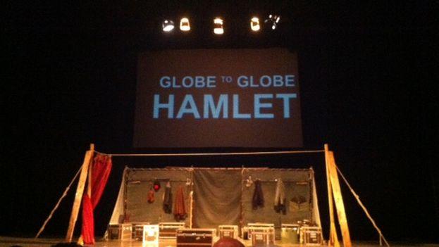 Función del Globe Theatre en La Habana. (14ymedio)