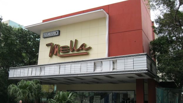El teatro Mella de La Habana. (14ymedio)
