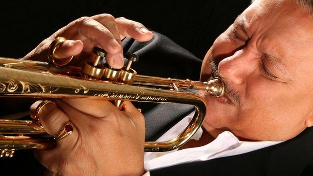 El trompetista Arturo Sandoval.