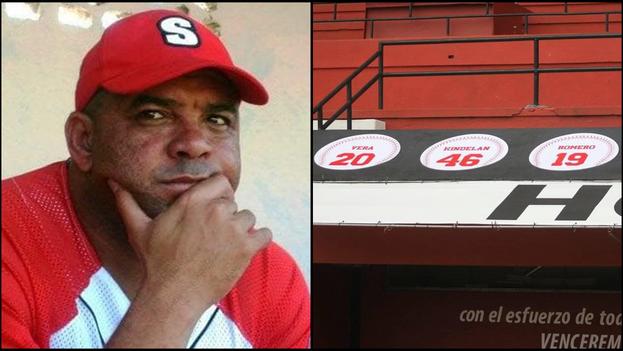 Antonio Pacheco en la actualidad trabaja como entrenador en ligas menores con la franquicia de los Yankees de New York. (Collage)