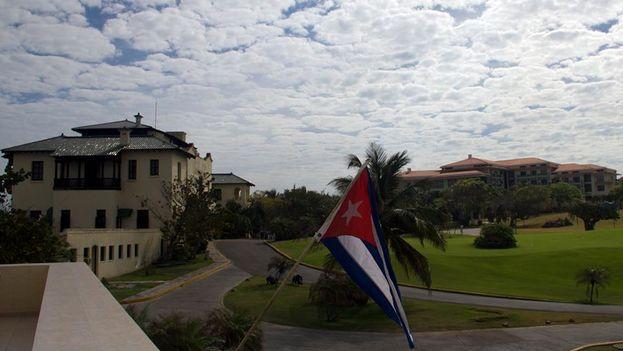 Campo de golf en Varadero, unico en Cuba con 18 hoyos. (Facebook GolfGusto)