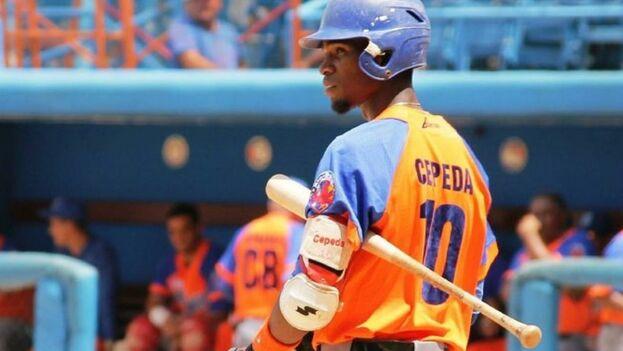 Cepeda había sido solicitado por el equipo de la provincia de Matanzas para la segunda fase del certamen nacional, pero no llegó a incorporarse a ese elenco. (EFE)