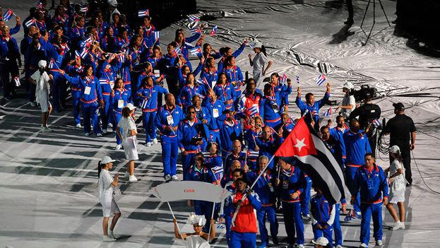 Cuba asistirá a los Juegos Centroamericanos y del Caribe, que arrancan el 19 de julio, con 368 atletas y aspira al primer lugar por países. (EFE)