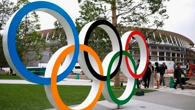 Cuba tiene el objetivo de ganar más de tres títulos para quedar ubicada entre los 20 primeros países con mejores resultados en los Juegos Olímpicos de Tokio 2020. (EFE)