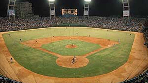 El Estadio Latinoamericano de La Habana. (Wikicommons)
