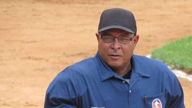 """La página de Facebook Árbitros Cubanos calificó la sanción contra Luis Felipe Casañas como una """"verdadera falta de respeto"""" hacia los jueces. (Castillo Argüelles)"""