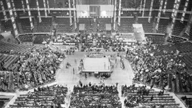 El combate entre Garbey y el soviético Boris Lagutin es uno de los enfrentamientos más recordados de los Juegos de México, aún medio siglo después. (EFE/Archivo)