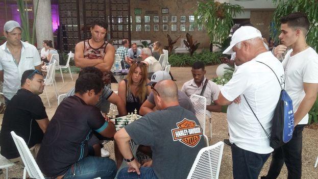 Inicios de la edición 53 del Torneo Internacional de Ajedrez Capablanca In Memoriam en La Habana. (14ymedio)