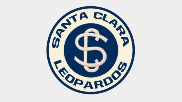 Insignia de los viejos Leopardos de Santa Clara