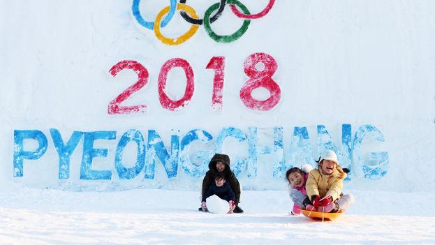 Los Juegos Olímpicos de Invierno de PyeongChang se celebrarán en febrero próximo. (Cortesía)
