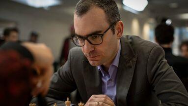 El regreso al ajedrez clásico de Leinier Domínguez, después de dos años inactivo, ha sido excelente. (@STLChessClub)