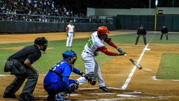 Si los Leñadores finalmente caen ante Industriales habrán dejado registrada una hazaña en el béisbol de Las Tunas. (ACN)