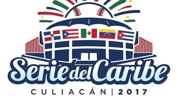 Logotipo de la Serie del Caribe 2017, que se celebrará en Culiacán. (Twitter)