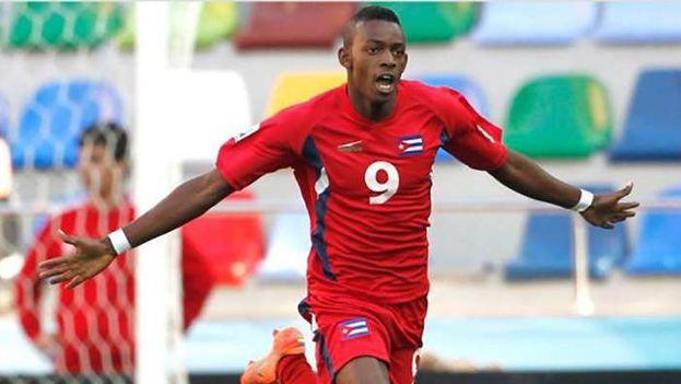 Maykel Reyes es el mejor jugador del año para 'El blog del fútbol cubano'