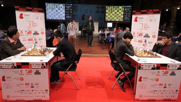 El VI Campeonato Individual Iberoamericano se celebra en Bilbao. (Fibda)