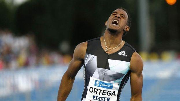 El atleta Orlando Ortega. (EFE/Archivo)