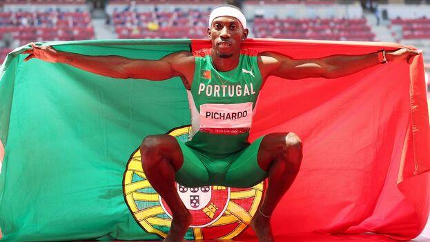 El atleta dice que aún tiene muchos sueños por cumplir en Portugal. (EFE)