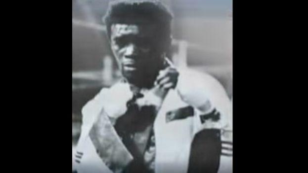 El boxeador Adolfo Horta Martínez.