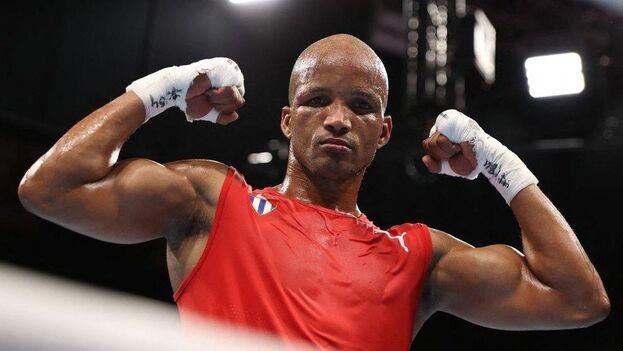 A sus 32 años, Iglesias suma el segundo oro de su carrera, después del de Londres-2012, y su tercera medalla olímpica contando el bronce de Pekín-2008. (EFE)