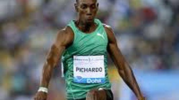 El atleta cubano Pedro Pablo Pichardo. (Google)