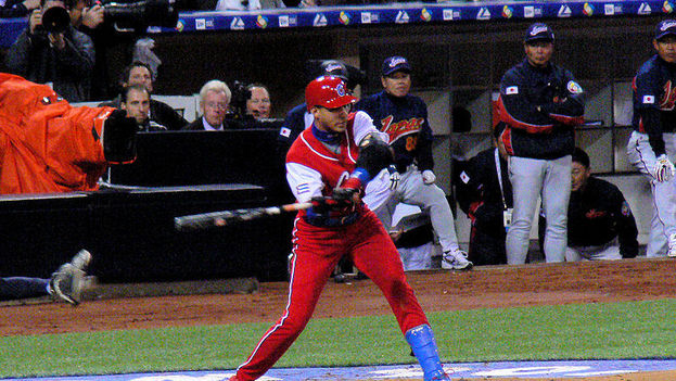 El jugador cubano Yulieski Gourriel. (Flickr)