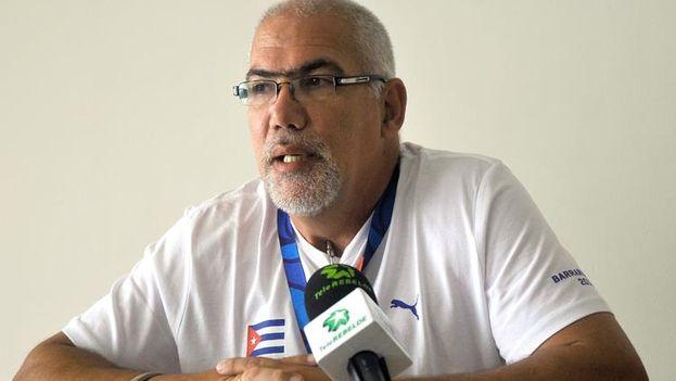 A la hora de hacer pronósticos victoriosos sobre el deporte cubano, la realidad se rebela contra Antonio Becali. (Trabajadores)