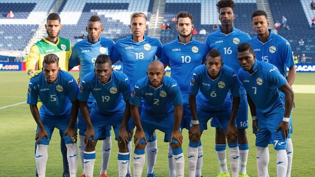 La selección cubana sub22. (El blog del fútbol cubano)