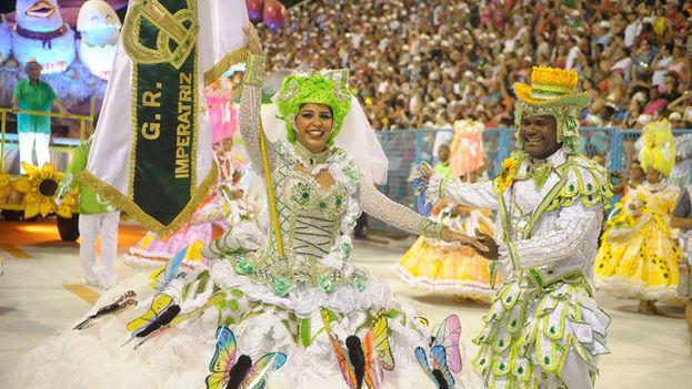 En agosto las temperaturas medias serán más bajas que en febrero, cuando la ciudad brasileña acogió el carnaval. (EFE)