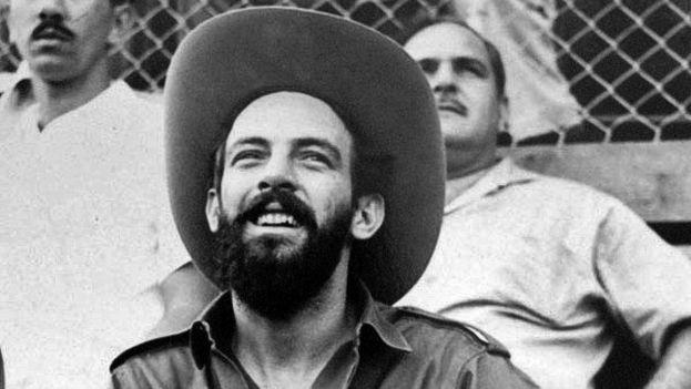 Camilo Cienfuegos (Foto de archivo)