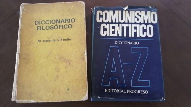 Manuales de marxismo-leninismo. (14ymedio)