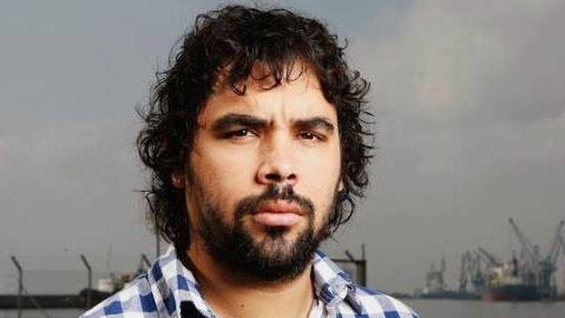 Carlos Lechuga, cineasta. (Facebook)