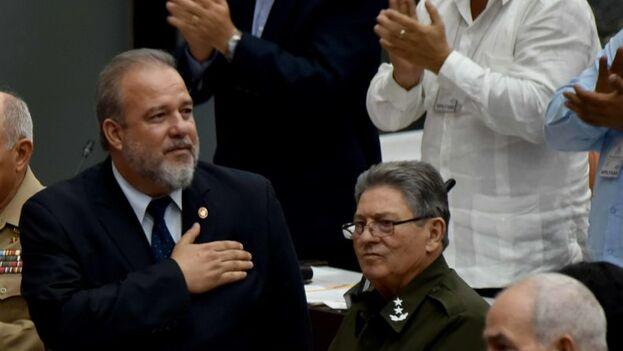 Manuel Marrero es el ministro que más tiempo lleva en el cargo, habiendo sido nombrado por Fidel Castro. (EFE)