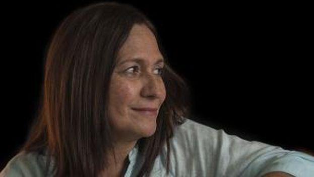 Reina María Rodríguez. (Julio Alvite/Cuba Contemporánea)