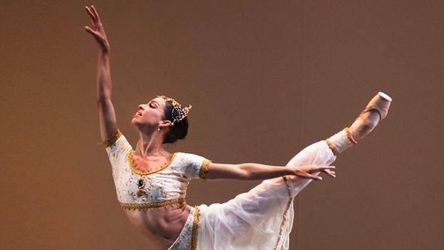 Viengsay Valdés, bailarina de ballet. (Facebook/ Carlos Villamayor)