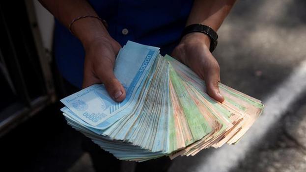 El Banco Central de Venezuela anunció la nueva emisión monetaria a inicios de marzo. (EFE)