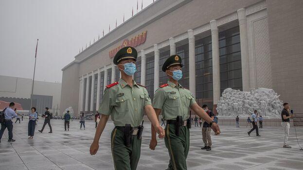 China es ahora una economía mixta en la que, sin duda, el mercado desempeña un papel muy importante en la distribución de recursos. (EFE)