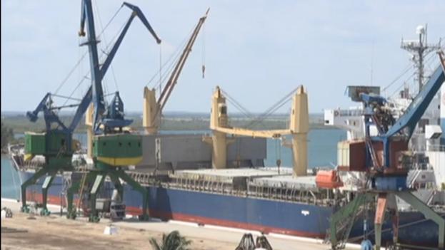 Puerto Carúpano, en el municipio de Puerto Padre, Las Tunas. (Youtube/captura)