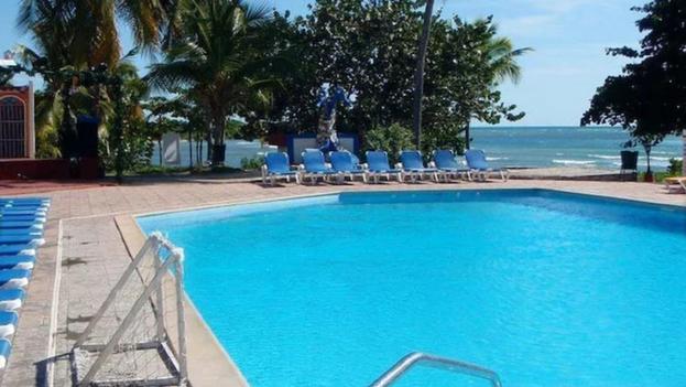 Hotel Village Costasur, de Trinidad, Sancti Spíritus, donde se ha registrado el brote de covid. (Expedia.com)