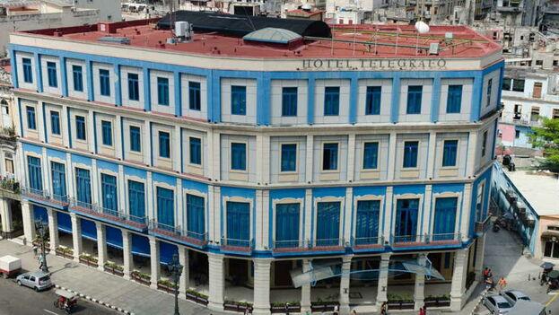La cadena abrirá su hotel en el edificio del Telégrafo fundado en 1860. (EFE)