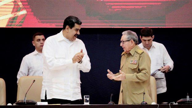 Los acuerdos son el resultado de la 19 reunión de la comisión intergubernamental. (Twitter/Presidencia de Venezuela)