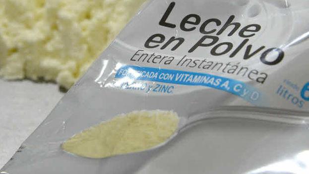 La uruguaya Conaprole tiene interés en aumentar la cuota de leche en polvo en el mercado racionado en Cuba. (lr21.com.uy)