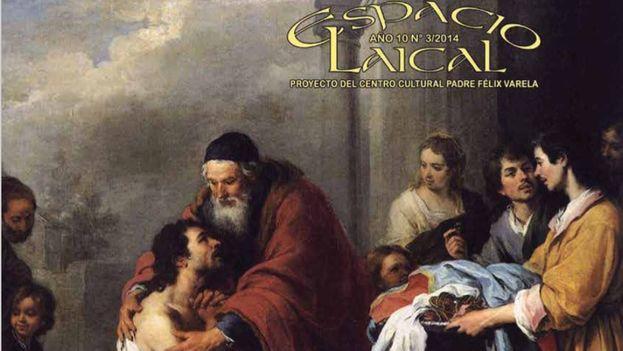 Último número de 2014 de 'Espacio Laical' y primero tras la salida de Roberto Veiga y Lenier González