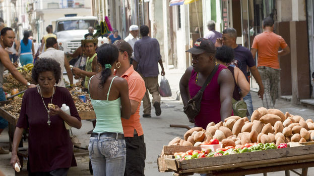 Sale and preparation of food is the sector with the highest number of self-employment licenses. (14ymedio)