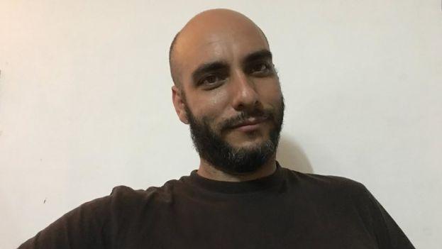Ciro Díaz, el guitarrista del grupo Porno para Ricardo, es un cubano inconforme que hace un doctorado en matemáticas en Brasil. (14ymedio)