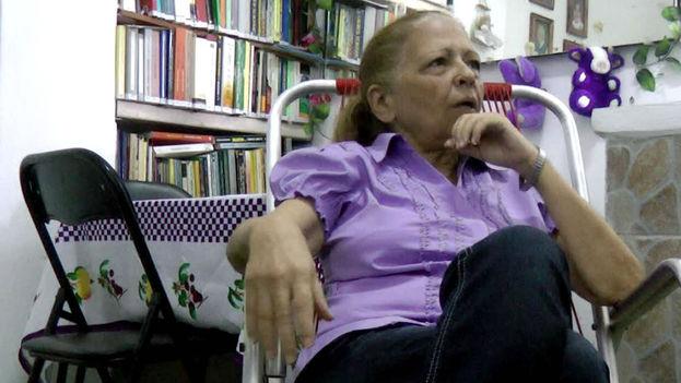 La nueva presidenta de la Fundación Hispano Cubana, Martha Beatriz Roque. (14ymedio)