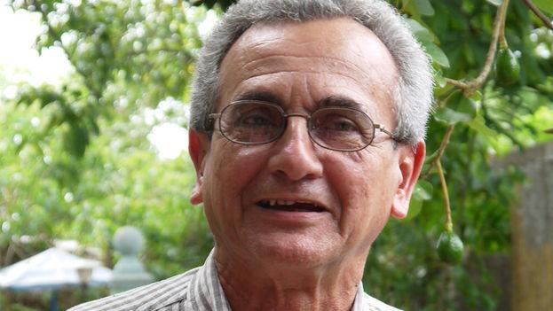 José Antonio Fornaris. (14ymedio)