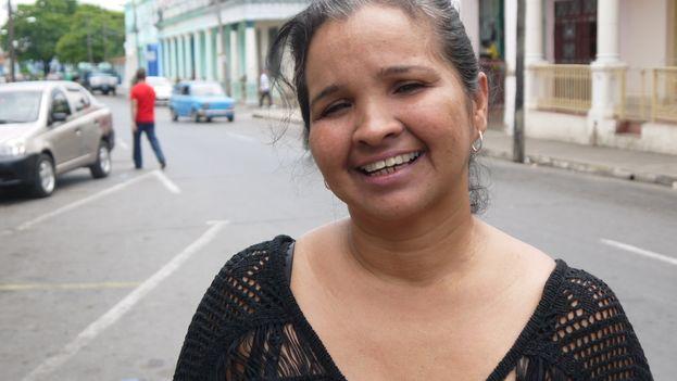 Karina Gálvez Chiu. (14ymedio)
