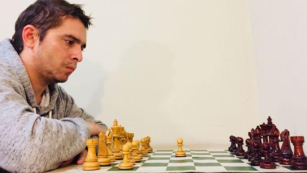 En la actualidad Lázaro Bruzón integra la nómina del equipo de ajedrez de la universidad de Webster, en Estados Unidos, en un programa dirigido por la ex campeona mundial Susan Polgar. (Cortesía)